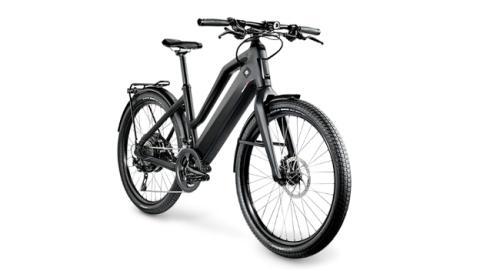 Esta bicicleta eléctrica Stromer ST2 no se puede robar (por ahora).