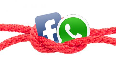 WhatsApp irá integrado en Facebook en los móviles Android