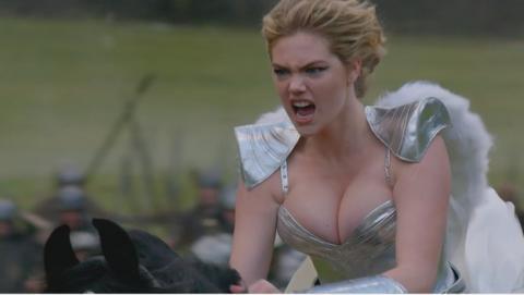 Los anuncios de Kate Upton hacen ganar un millón de dólares al día al juego para móviles Game of War, doblando las ganancias.