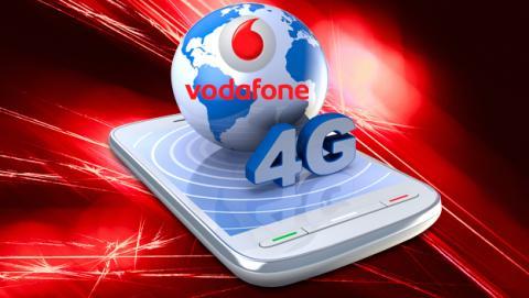 Vodafone ofrece en España el 4G más rápido del mundo