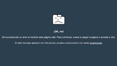 Un link provoca una vulnerabilidad en Google Chrome