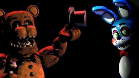 Anunciada la película de Five Nights at Freddy's, el juego de terror más famoso.