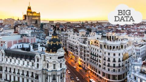 El Big Data y sus efectos en la ciudad de Madrid
