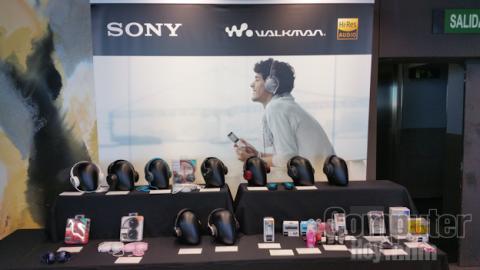 Nueva gama de auriculares Sony 2015