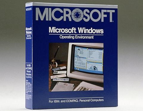 Microsoft 40 Aniversario