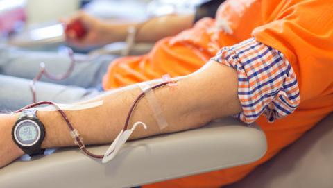 Niño se convierte en alérgico tras una transfusión de sangre