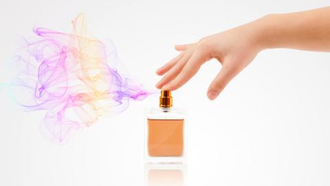 Perfume evita el mal olor