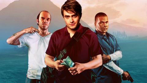 ¿Protagonizará Harry Potter la película Gran Theft Auto?