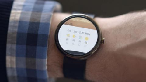 Android Wear pronto podría funcionar con iPhone