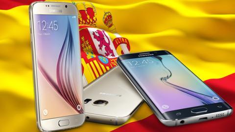 Samsung Galaxy S6 y Galaxy S6 Edge ya a la venta en España