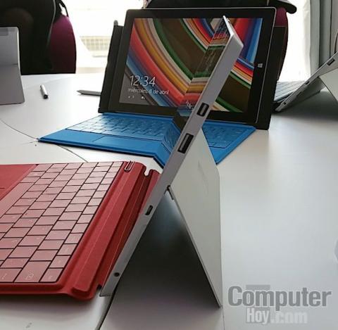 Nueva Microsoft Surface 3
