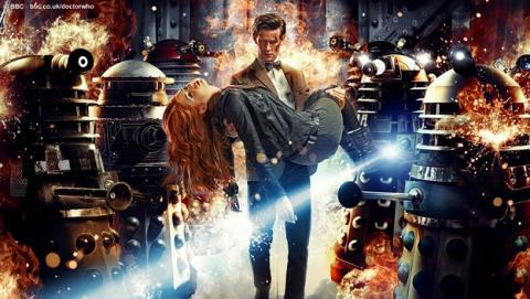 Ya puedes descargar legamente series de la BBC como Doctor Who en BitTorrent.