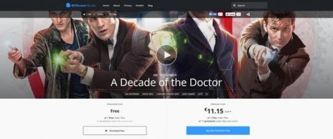 Doctor Who en BitTorrent