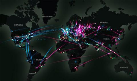 Los ataques desde internet son tan antiguos como el internet