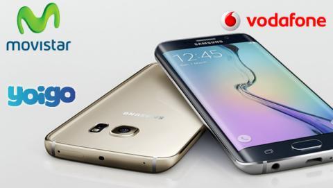 Samsung Galaxy S6 y S6 Edge consíguelo por 0 euros