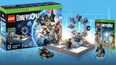 LEGO Dimensions, la competencia de Amiibo y Skylanders