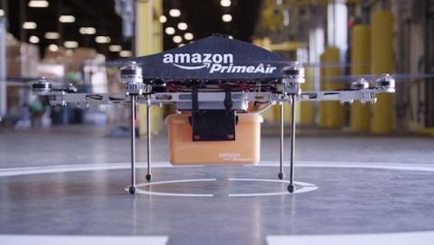 Amazon obtiene el permiso de la FAA para probar sus drones
