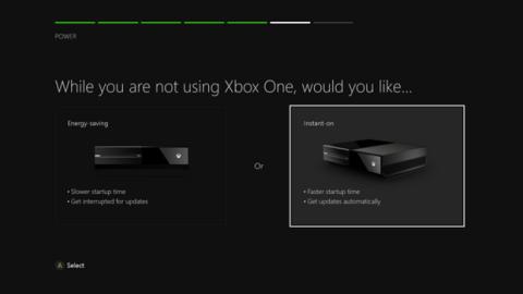 Actualización Xbox One ahorro energía