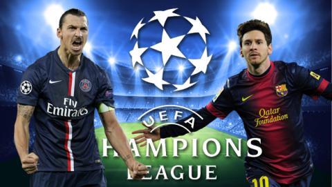 Ver online y en directo PSG vs FC Barcelona de Champions League