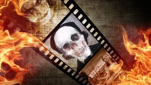 7 películas malditas. ¿Qué fue lo que pasó?