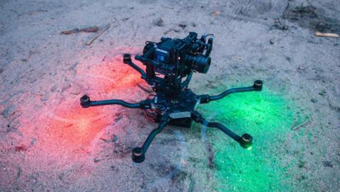 Freefly ALTA, un dron con cámara encima especial para cine