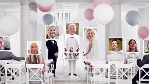 IKEA servicio bodas online casarse distancia