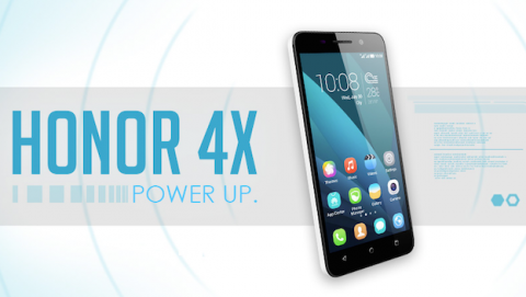 Honor 4X, con CPU de 64 bits y 4G, ya disponible en Espña