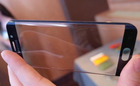Pantalla curvada Samsung Galaxy S6 Edge