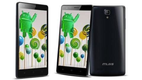 Mlais M52, el smartphone más barato con CPU MT6752