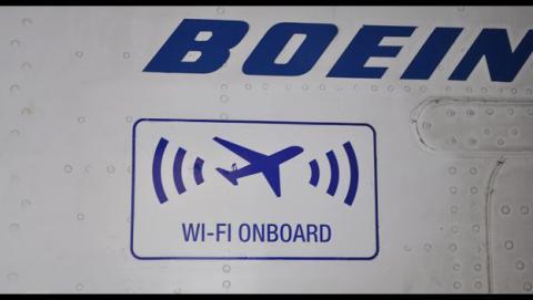 El WiFi podría usarse para hackear aviones durante el vuelo