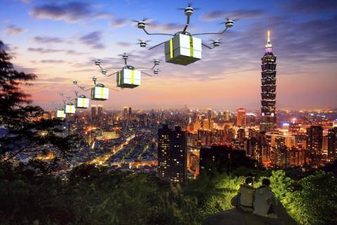 Los drones ya están sobrevolando nuestros cielos ¿Te inspiran confianza?