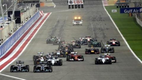 Cómo y dónde ver online y en directo Fórmula 1: GP de Bahréin 2015 en Internet