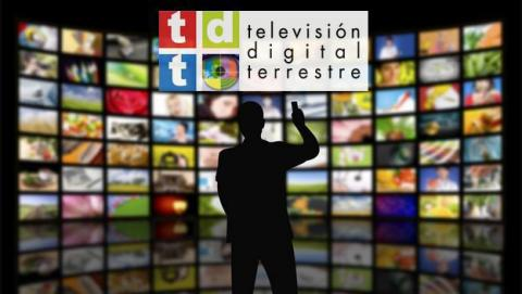 TDT: el gobierno sacará a concurso 5 canales más para la TDT