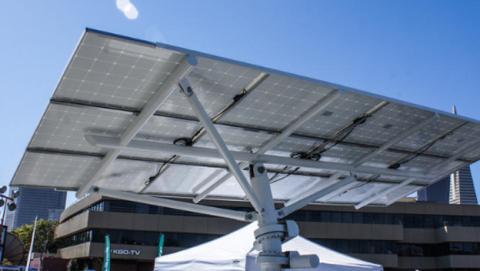 coches energia solar san francisco