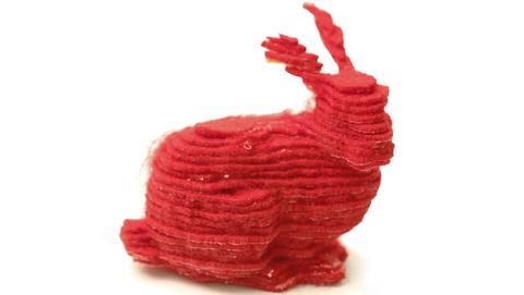 Disney crea una impresora 3D que produce objetos de tela