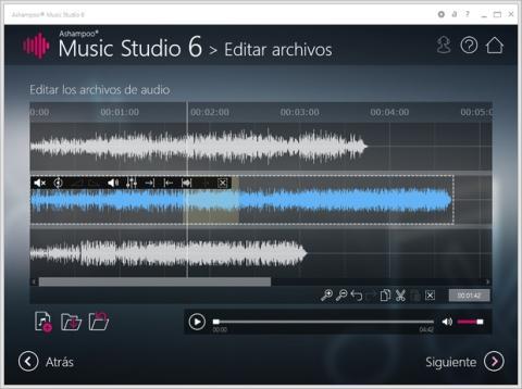 Ashampoo Music Studio 6