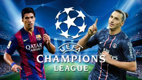 Ver online y en directo FC Barcelona vs PSG de Champions en Internet