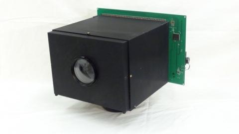 primera cámara que funciona sin batería