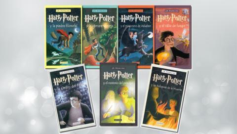 ¿Cuál es el éxito de los libros de Harry Potter?