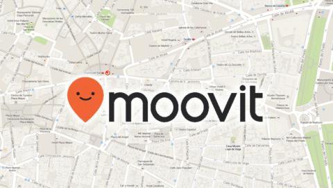 Moovit te ayuda a desplazarte de forma inteligente por la gran ciudad