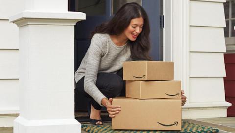 Amazon Premium ofrece envíos en 24 horas sin sobrecoste