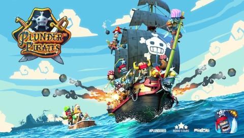 Plunder Pirates te invita a crear tu propio nido de piratas