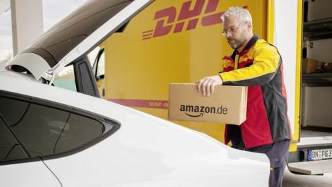 Amazon te entregará paquetes... en el maletero de tu coche.