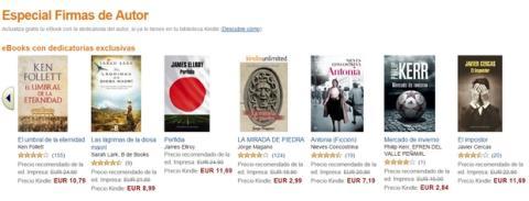 Dia del Libro Amazon