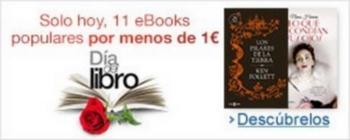Dia del Libro de Amazon