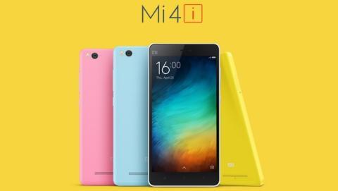 Xiaomi Mi 4i, un iPhone 5C por menos de 200€.