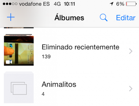 Recuperar Fotos De Eliminados Recientemente Iphone