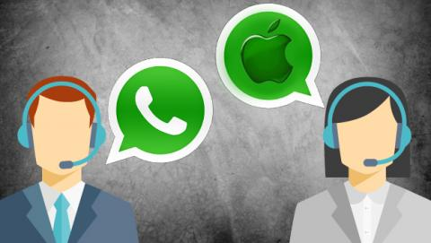 llamadas whatsapp iphone