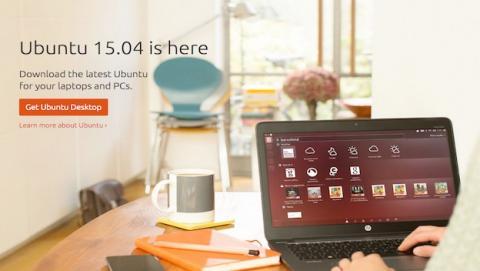 La nueva versión de Ubuntu ,la 15.04, ya se puede descargar