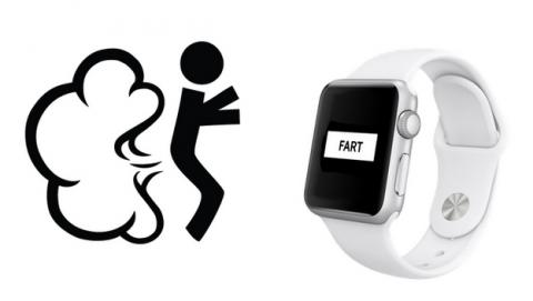 Apple prohíbe las apps de pedos en su Apple Watch.